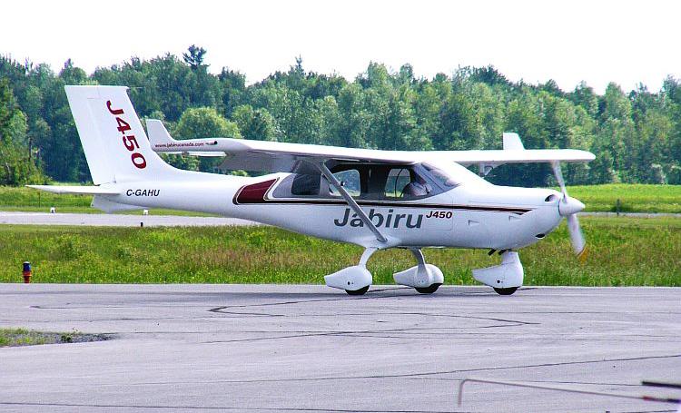 IRIS  Aviator Series  Jabiru J170 FSXP3D  2799